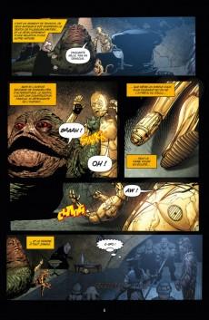 Extrait de Star Wars - Infinities -3- Le retour du Jedi