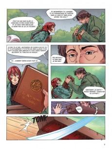 Extrait de Nanami -3- Le royaume invisible