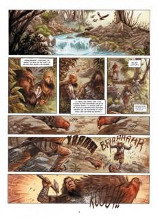 Extrait de Les fléaux d'Enharma -2- Le Peuple fou