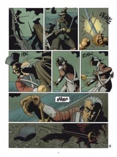 Extrait de Le secret du Mohune -2- Le Trésor de John le Noir