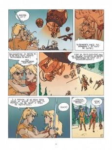 Extrait de Les aventures d'Alef-Thau -6a2010- L'Homme sans réalité