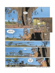 Extrait de Black Crow -2- Le trésor maudit