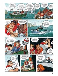 Extrait de Les sauveteurs en mer -1- Alertes à Pen Dru