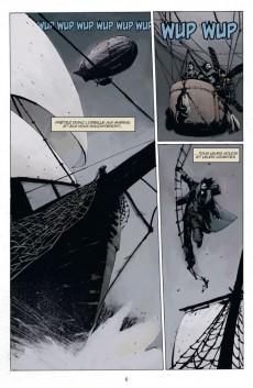 Extrait de Abe Sapien -1- La Noyade