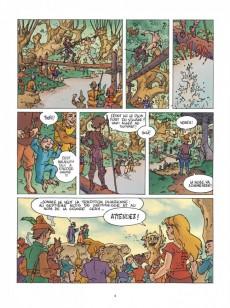 Extrait de Les aventures d'Alef-Thau -7a- La Porte de la vérité