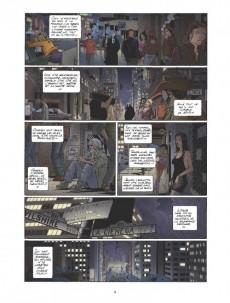 Extrait de Enchaînés -2a- Le corrupteur