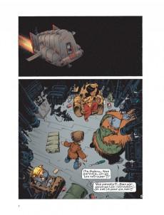 Extrait de Fugitifs sur Terra II - Tome 3