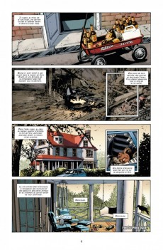Extrait de Le fléau -3- Le Cauchemar américain