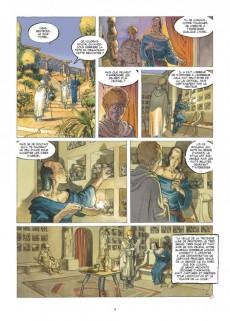 Extrait de L'Éducation des assassins -2- Les tourments de l'Aristotélice