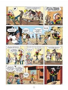 Extrait de Lucky Luke (Les aventures de) -4- Lucky Luke contre Pinkerton