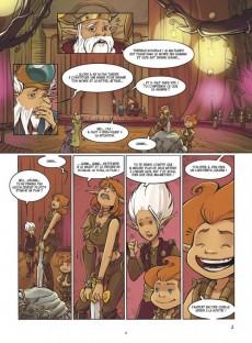Extrait de Arthur et la vengeance de Maltazard -3- La Guerre des deux mondes