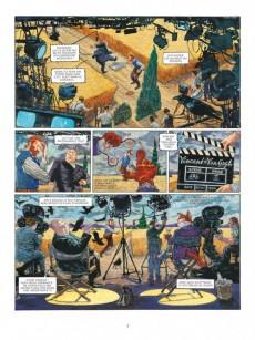 Extrait de Vincent et Van Gogh -2- Trois Lunes