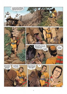 Extrait de Ben Hur (Mitton) -4- Livre quatrième : Golgotha