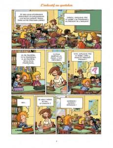 Extrait de Les blagues de Toto -8- L'élève dépasse le mètre