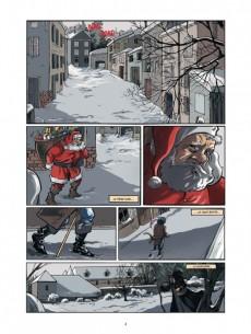 Extrait de L'assassinat du père Noël - L'Assassinat du père Noël