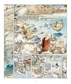 Extrait de Le vent dans les Sables -4- Le Chant des dunes
