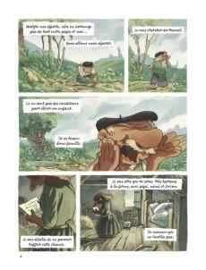 Extrait de Mamette (Les souvenirs de) -2- Le Chemin des écoliers