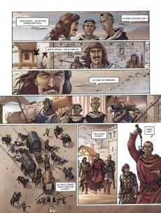 Extrait de Cathares -1- Le Sang des martyrs