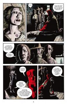 Extrait de Hellboy (Delcourt) -11- L'Homme tordu