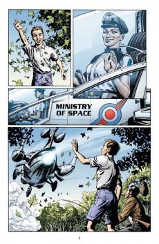 Extrait de Ministère de l'espace / Royal Space Force -a- Royal Space Force