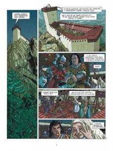 Extrait de Le clan des Chimères -1b2011- Tribut