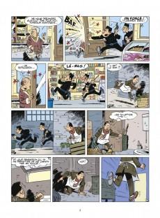 Extrait de Simon Nian (Une aventure de) -3- L'Exposition Maudite