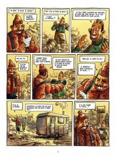 Extrait de Les poissart -5- Les Poissart au paradis !