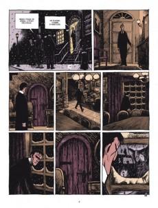 Extrait de L'Étrange Cas du Dr Jekyll et de Mr Hyde -1- Volume 1