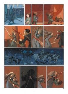 Extrait de La saga de Wotila -1- Le Jour du prince Cornu