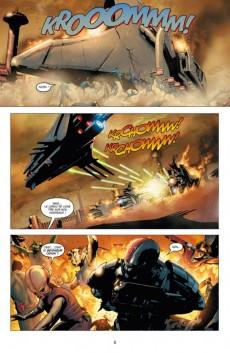 Extrait de Star Wars - Chevalier errant -1- Ignition