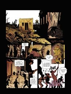 Extrait de Le vampire de Benarès -1- Les Bêtes de la Nuit