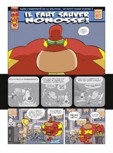 Extrait de Captain Biceps -5- L'intrépide