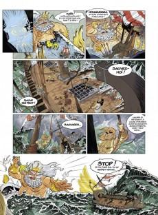 Extrait de Ulysse ! -1- La carte de Kyrozas