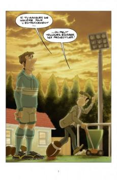 Extrait de Brèves de rugby