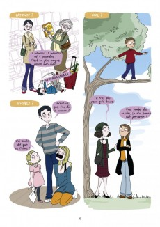 Extrait de Les guides au féminin -3- Je suis une super maman !