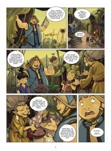Extrait de Le petit Prince - Les Nouvelles Aventures -2- La Planète de l'Oiseau de feu