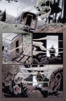 Extrait de 28 jours plus tard -4- Capitaine Stiles