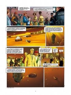 Extrait de Golden City -9- L'Énigme Banks