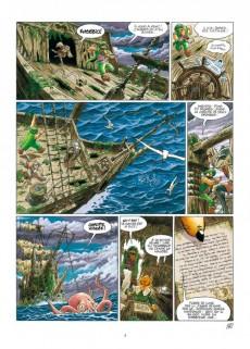 Extrait de De Cape et de Crocs -INT2- Intégrale - Actes III - IV