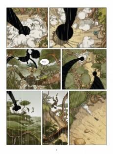 Extrait de Le petit Prince - Les Nouvelles Aventures -4- La Planète de Jade