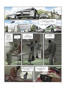 Extrait de Terroriste -3- Genève : Jeu de dupes...?