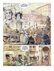 Extrait de Borgia (Jodorowsky/Manara) -INT- Intégrale