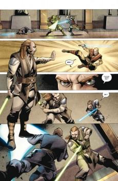 Extrait de Star Wars - L'Ordre Jedi -1- Le Destin de Xanatos