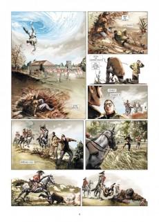 Extrait de Waterloo 1911 -3- Mornes plaines