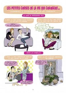 Extrait de Les guides au féminin -4- Je suis célibataire, et j'aime ça !