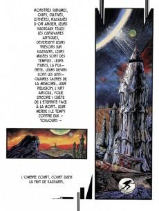 Extrait de Lone Sloane -8a2012- Chaos NE