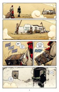 Extrait de Hellboy (Delcourt) -12- La Fiancée de l'enfer