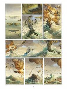 Extrait de Le voyage Extraordinaire -1- Tome 1 - Le Trophée Jules Verne 1/3