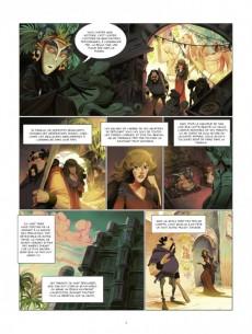 Extrait de Les contes de l'ère du Cobra -1- Les amants