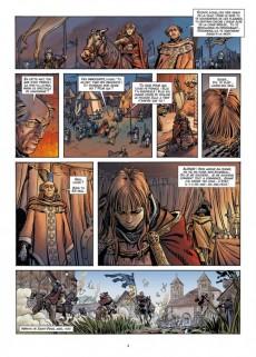 Extrait de Les reines de sang - Aliénor, la Légende noire -1- Volume 1/3
